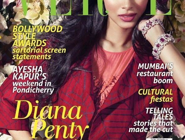 Diana Penty Photo Shoot For Verve Jan 2013 Issue