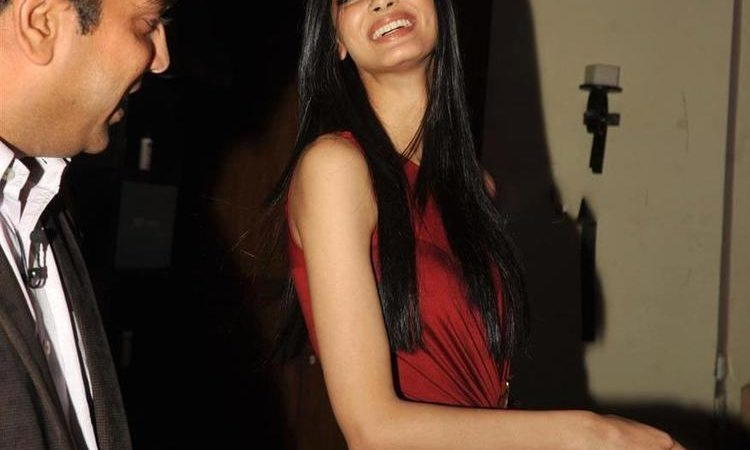 Diana Penty At The Launch Of TRESemme Hair Care Products