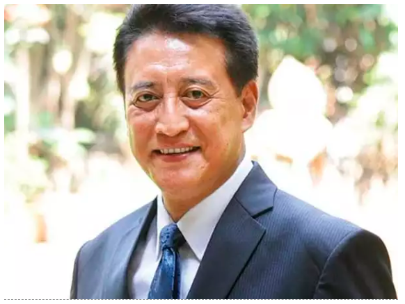Danny Denzongpa is excited about the screening of his movie 'Frozen' at the Bandra Film Festival