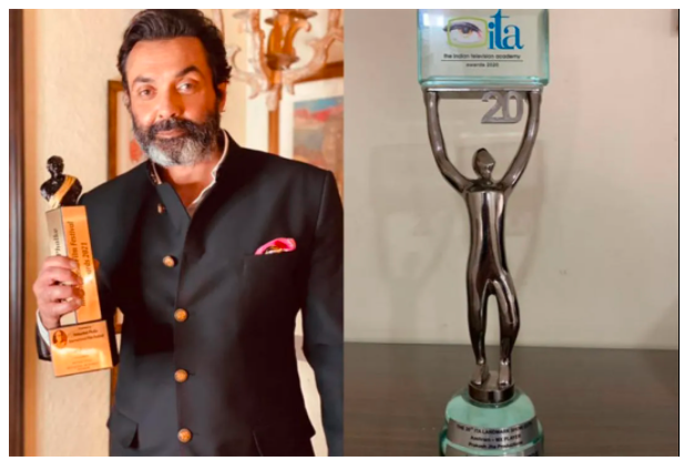 Bobby Deol's web series Aashram wins big this award season