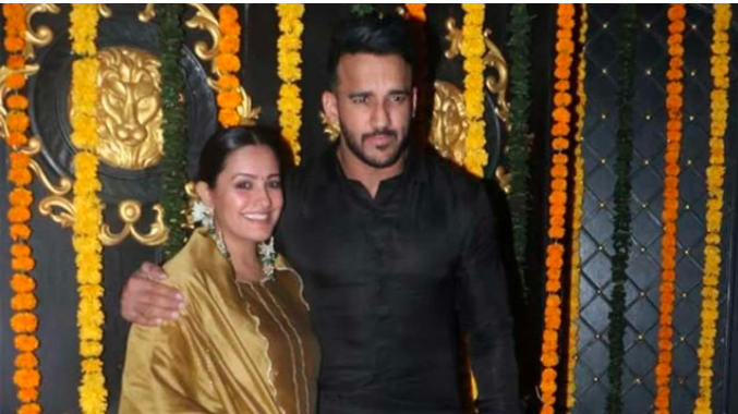 Anita Hassanandani, Rohit Reddy introduce their son Aaravv in a quirky way!