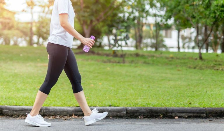 Can You Lose Weight By Just Walking?