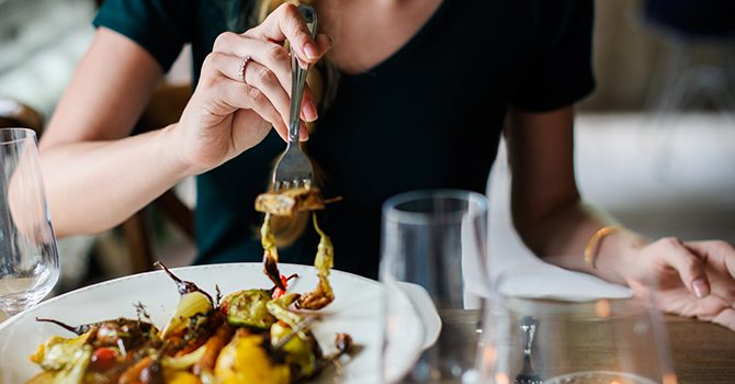 Forget All Diets, Try Intuitive Eating