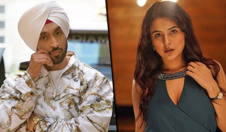 Shehnaaz Gill Signs Her First Big Film With Diljit Dosanjh