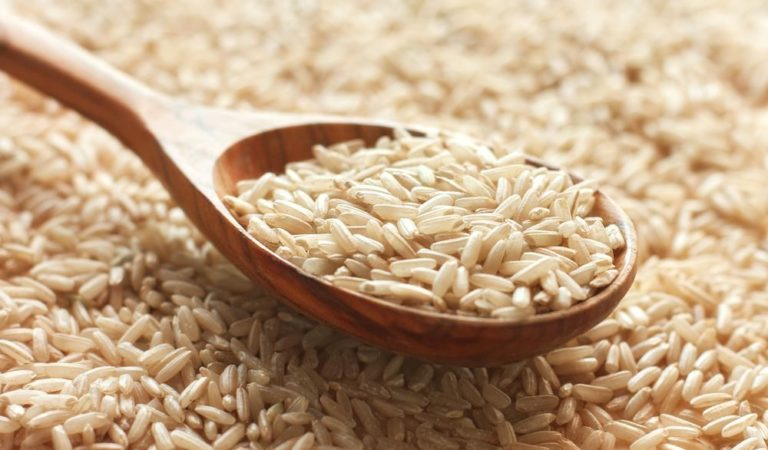 Switch to Brown Rice for Good Health!
