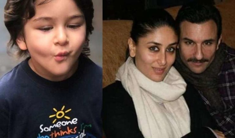 Taimur Ali Khan Blessed with a Baby Brother!