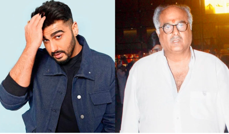 Boney Kapoor to remake Tamil film Comali, with son Arjun in lead