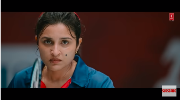 Saina teaser: Parineeti Chopra puts up an inspirational and emotional act as badminton player Saina Nehwal
