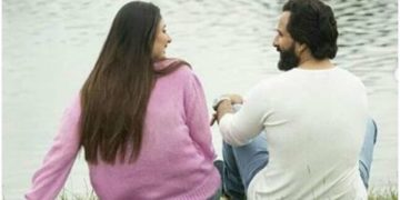 Kareena and Saif