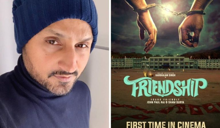 Harbhajan Singh's 'Friendship' to Release This Summer in 3 Languages